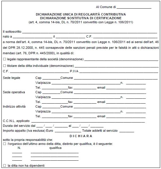 Registro degli omaggi fac simile for Percentuale iva 2017